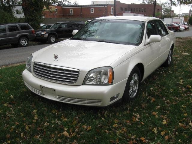 2003 cadillac deville base for sale in rockville maryland classified ameri. Cars Review. Best American Auto & Cars Review