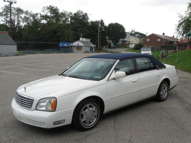 2003 cadillac deville base for sale in pittsburgh. Cars Review. Best American Auto & Cars Review