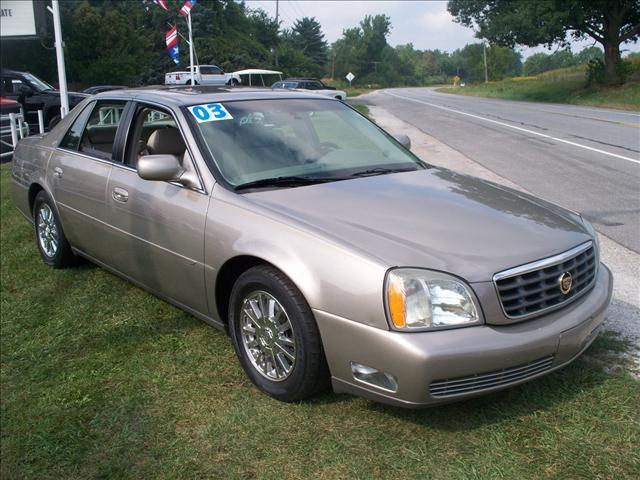2003 cadillac deville dhs for sale in michigan city indiana classified. Black Bedroom Furniture Sets. Home Design Ideas