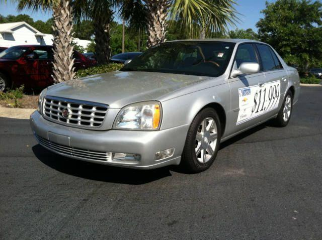 2003 cadillac deville dts for sale in pawleys island south carolina classified. Black Bedroom Furniture Sets. Home Design Ideas