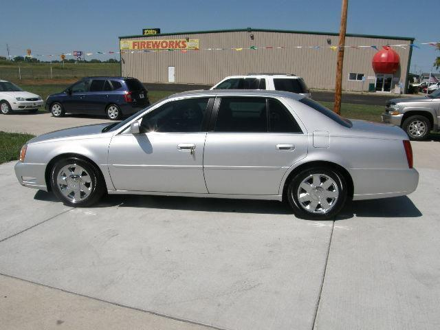 2003 Cadillac Deville Dts For Sale In North Sioux City