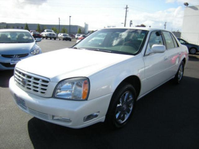 2003 cadillac deville dts for sale in eugene oregon classified americanlis. Cars Review. Best American Auto & Cars Review