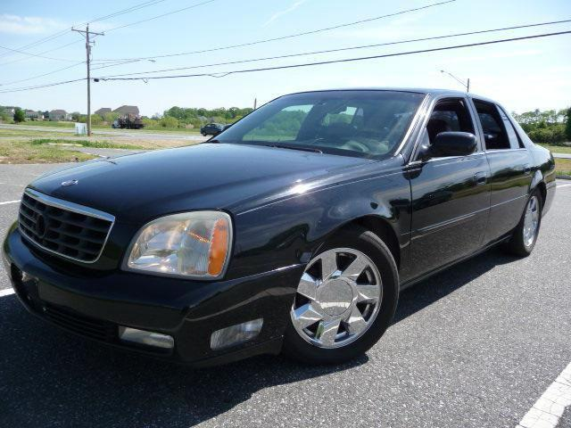 2003 cadillac deville dts for sale in townsend delaware classified. Black Bedroom Furniture Sets. Home Design Ideas
