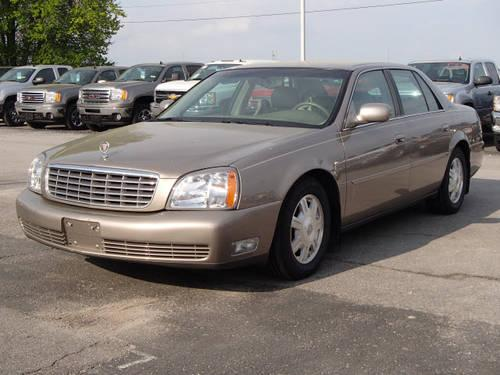 2003 cadillac deville sedan for sale in grantfork illinois classified amer. Cars Review. Best American Auto & Cars Review