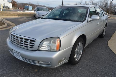 2003 cadillac deville sedan dts sedan 4d for sale in winchester virginia classified. Black Bedroom Furniture Sets. Home Design Ideas