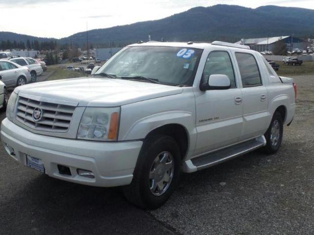 2003 cadillac escalade ext base for sale in hauser idaho classified. Black Bedroom Furniture Sets. Home Design Ideas