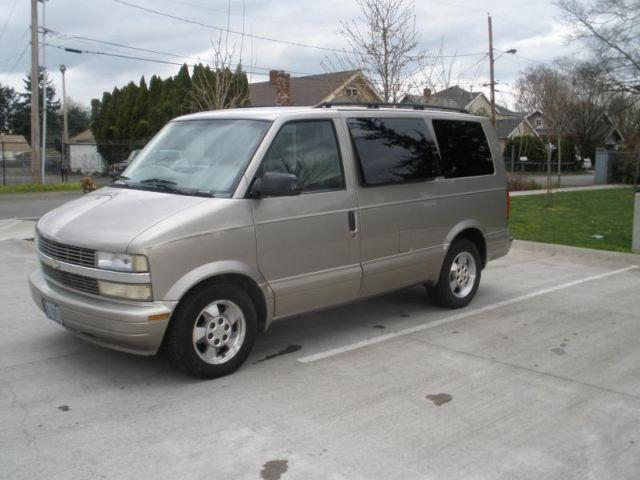 2003 chevrolet astro passenger ls van 3d for sale in portland oregon classified. Black Bedroom Furniture Sets. Home Design Ideas