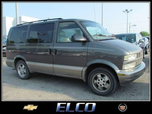 2003 chevrolet astro passenger mini van lt for sale in wildwood missouri classified. Black Bedroom Furniture Sets. Home Design Ideas
