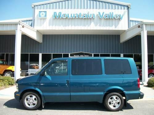 2003 chevrolet astro passenger van for sale in blue ridge georgia classified. Black Bedroom Furniture Sets. Home Design Ideas