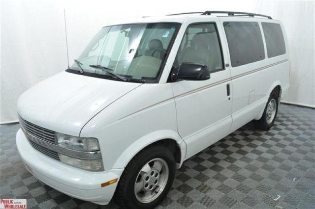 Papik Motors Luverne >> 2003 Chevrolet Astro VAN AWD for Sale in Hopkins ...