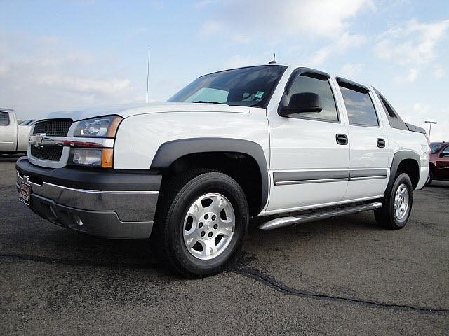 2003 chevrolet avalanche 1500 for sale in jasper georgia. Black Bedroom Furniture Sets. Home Design Ideas