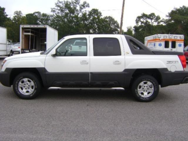 2003 chevrolet avalanche 1500 for sale in edgefield south. Black Bedroom Furniture Sets. Home Design Ideas