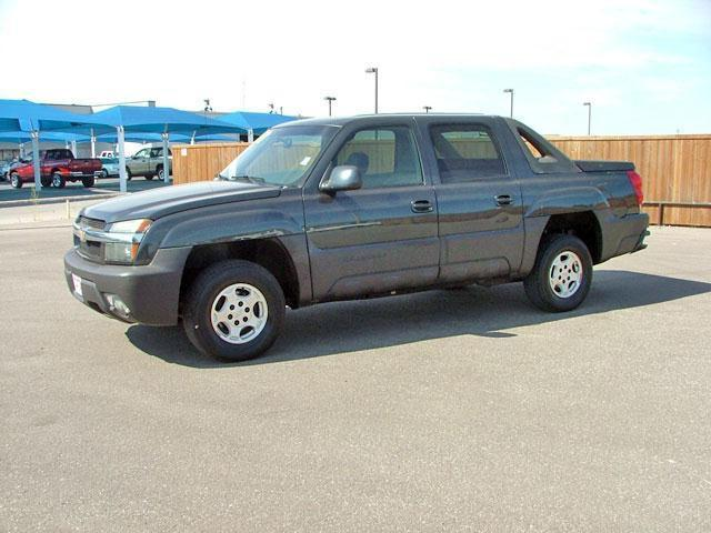 2003 chevrolet avalanche 1500 for sale in el reno. Black Bedroom Furniture Sets. Home Design Ideas