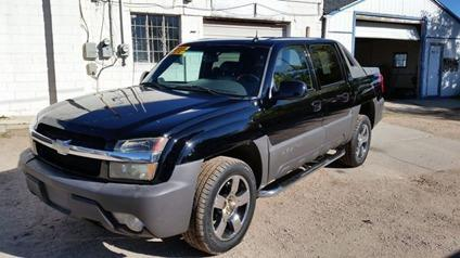 2003 chevrolet avalanche northface edition for sale in. Black Bedroom Furniture Sets. Home Design Ideas