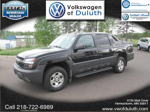 2003 chevrolet avalanche suv 4x4 1500 z71 for sale in. Black Bedroom Furniture Sets. Home Design Ideas