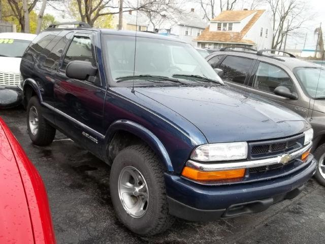 2003 chevrolet blazer for sale in rochester new york classified. Black Bedroom Furniture Sets. Home Design Ideas