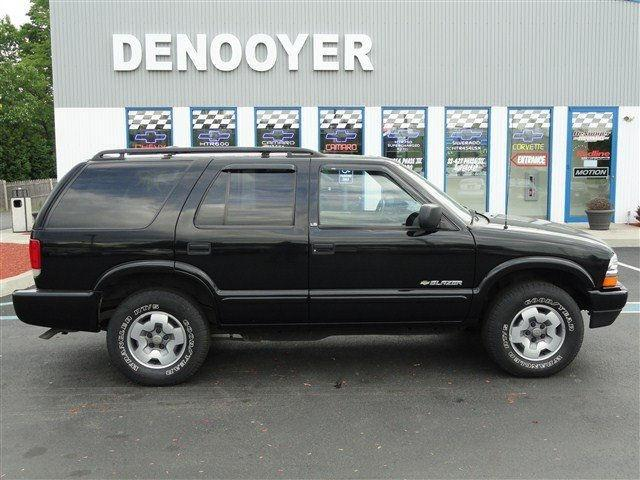 2003 Chevrolet Blazer Ls For Sale In Albany New York