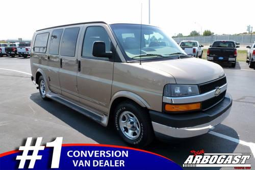 2003 Chevrolet Conversion Van Van Conversion Archer for ...