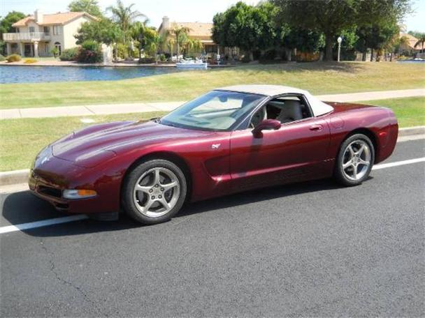 2003 chevrolet corvette for sale in gilbert arizona classified. Cars Review. Best American Auto & Cars Review