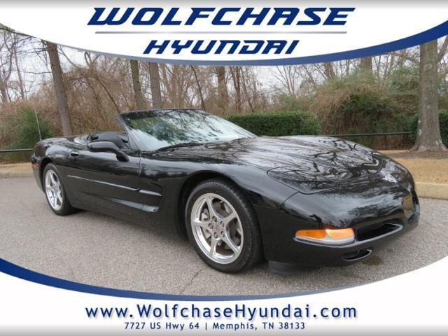 2003 Chevrolet Corvette Base 2dr Convertible