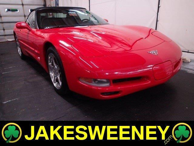2003 chevrolet corvette base 2dr convertible for sale in. Black Bedroom Furniture Sets. Home Design Ideas