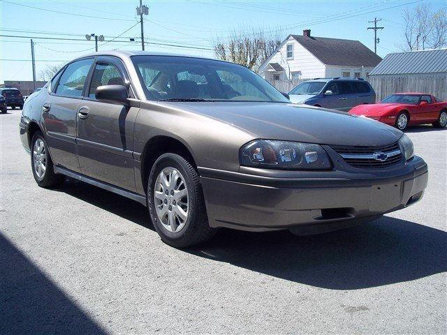 2003 chevrolet impala for sale in tullahoma tennessee classified. Black Bedroom Furniture Sets. Home Design Ideas