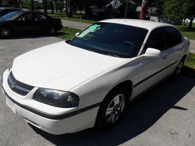 2003 chevrolet impala for sale in roanoke indiana classified. Black Bedroom Furniture Sets. Home Design Ideas