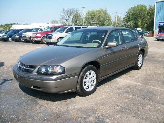 2003 chevrolet impala base for sale in east palestine. Cars Review. Best American Auto & Cars Review