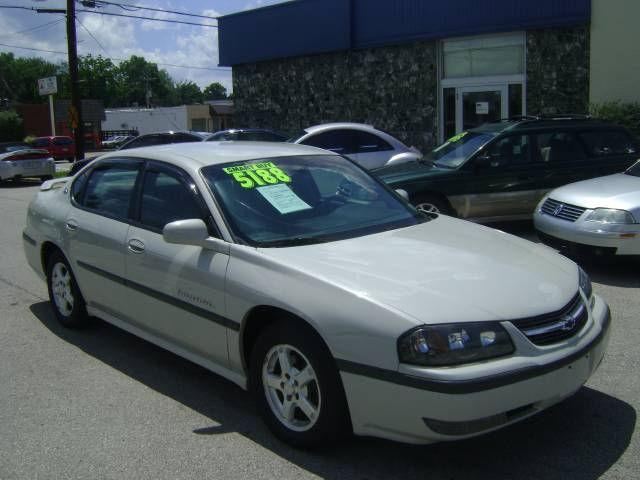 2003 chevrolet impala ls for sale in louisville kentucky classified. Black Bedroom Furniture Sets. Home Design Ideas