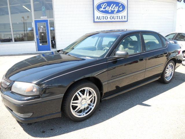 2003 chevrolet impala ls for sale in urbandale iowa classified. Black Bedroom Furniture Sets. Home Design Ideas
