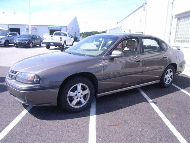 2003 Chevrolet Impala Ls For Sale In Burns Harbor Indiana