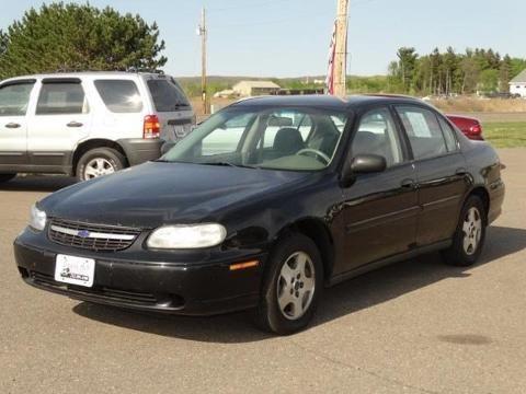 2003 chevrolet malibu 4 door sedan for sale in alden for Cox motors new richmond wi