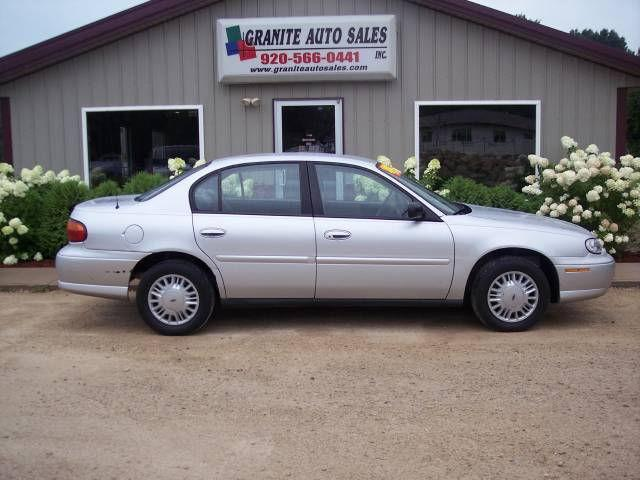 2003 chevrolet malibu for sale in redgranite wisconsin. Cars Review. Best American Auto & Cars Review