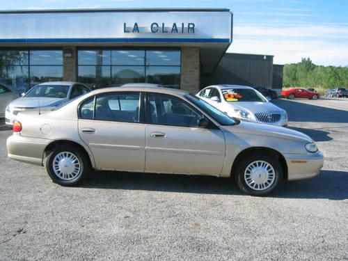 2003 chevrolet malibu for sale in chesaning michigan classified. Black Bedroom Furniture Sets. Home Design Ideas