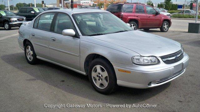 2003 chevrolet malibu ls for sale in cudahy wisconsin classified. Black Bedroom Furniture Sets. Home Design Ideas