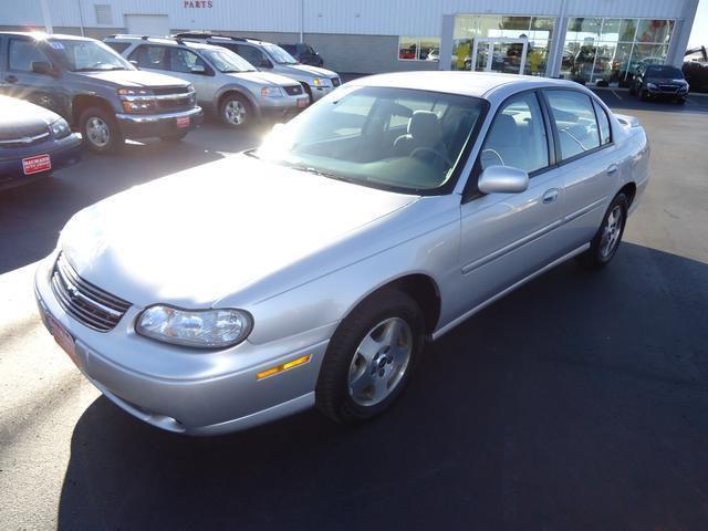2003 Chevrolet Malibu Ls For Sale In Port Clinton  Ohio