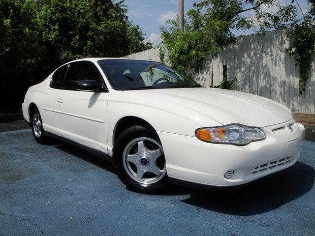 2003 chevrolet monte carlo ls for sale in columbia tennessee classified. Black Bedroom Furniture Sets. Home Design Ideas