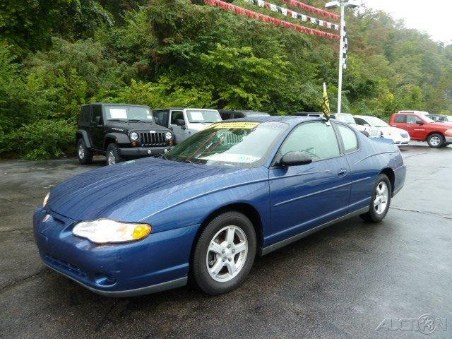 2003 chevrolet monte carlo ls for sale in pittsburgh pennsylvania classified. Black Bedroom Furniture Sets. Home Design Ideas