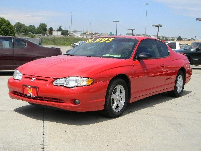 2003 chevrolet monte carlo used cars for sale html. Black Bedroom Furniture Sets. Home Design Ideas