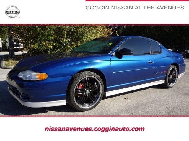 2003 chevrolet monte carlo ss for sale in jacksonville florida classified. Black Bedroom Furniture Sets. Home Design Ideas