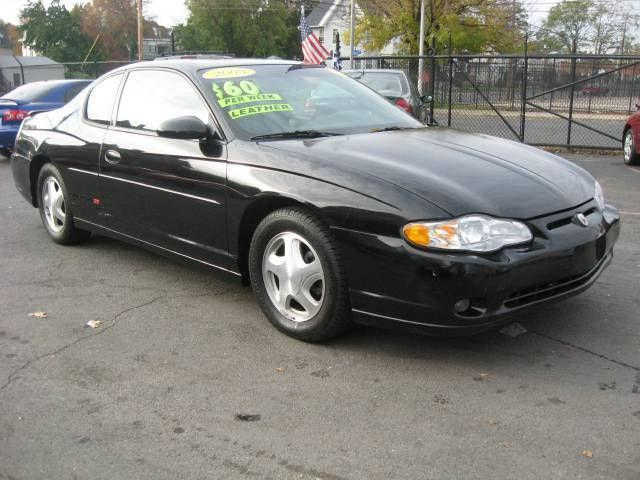 2003 Chevrolet Monte Carlo Ss For Sale In Bridgeport  Connecticut Classified