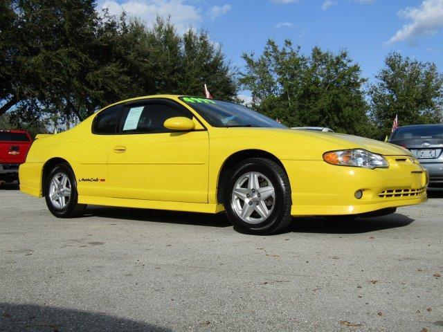 2003 chevrolet monte carlo ss ss 2dr coupe for sale in palm coast florida classified. Black Bedroom Furniture Sets. Home Design Ideas