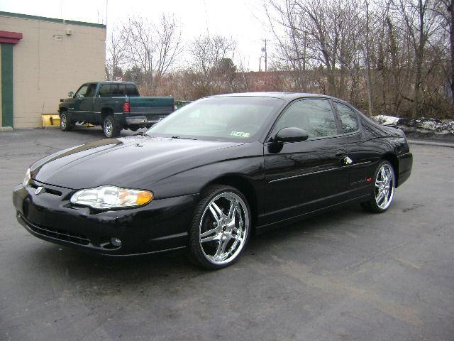 2003 monte carlo ss pace car for autos post. Black Bedroom Furniture Sets. Home Design Ideas