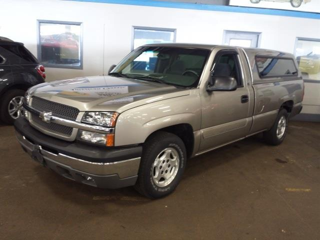 Miles Chevrolet Decatur Il >> 2003 CHEVROLET Silverado 1500 2dr LS Standard Cab SB for ...