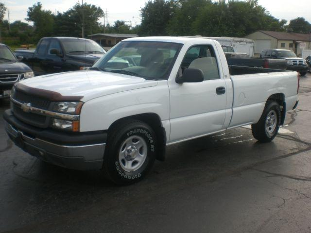 2003 chevrolet silverado 1500 for sale in marseilles illinois classified. Black Bedroom Furniture Sets. Home Design Ideas