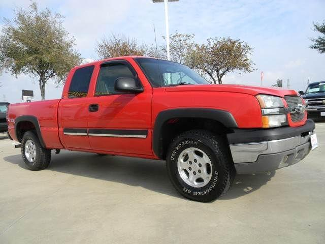 2003 chevrolet silverado 1500 for sale in dallas texas classified. Black Bedroom Furniture Sets. Home Design Ideas