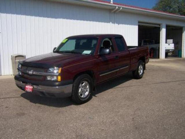 2003 chevrolet silverado 1500 ls extended cab for sale in jackson ohio classified. Black Bedroom Furniture Sets. Home Design Ideas