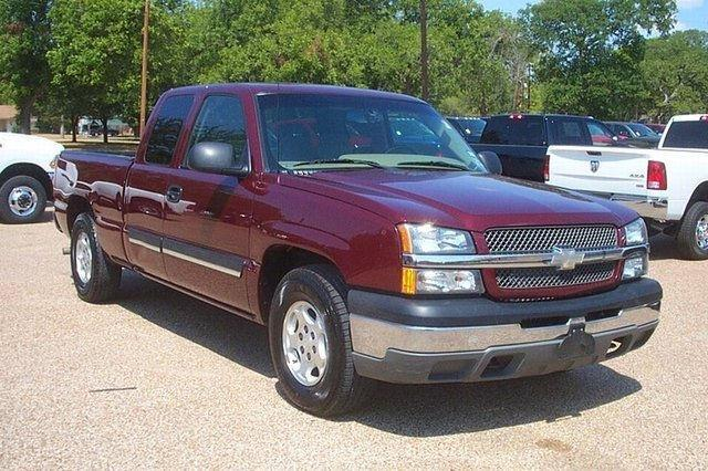 2003 chevrolet silverado 1500 ls for sale in cameron texas classified. Black Bedroom Furniture Sets. Home Design Ideas