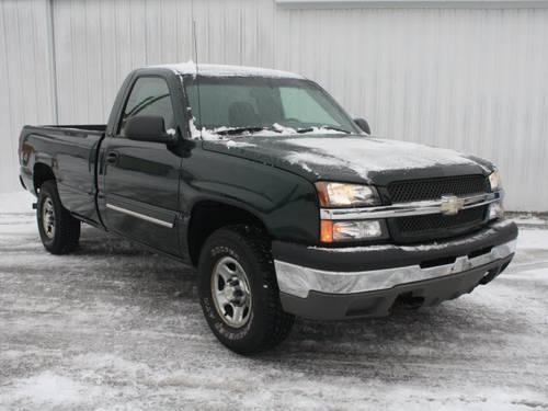 2003 chevrolet silverado 1500 pickup truck 4x4 ls for sale in new era michigan classified. Black Bedroom Furniture Sets. Home Design Ideas