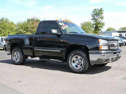 2003 Chevrolet Silverado 1500 Truck Regular Cab Stepside